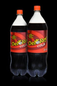 Del Rey Cola, Brazil-Brazilian soft drinks most Brazilians have never heard of (it's a continent-sized country...)
