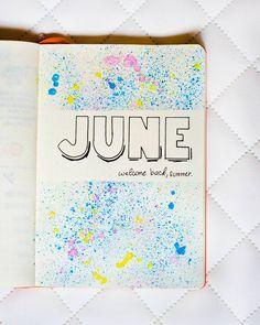 Juin / June ♤Melyk
