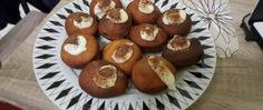 Recept Vdolky alá Honzík s tvarohem a grankem
