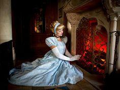 Even Cinderella need to keep warm