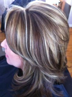 Grey hair highlights or lowlights google search blond grey gray hair highlights and lowlights bing images pmusecretfo Image collections