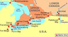 war of 1812 battle of queenston heights - Google Search