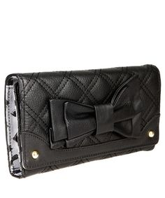 Betsey Johnson Double the Love Checkbook