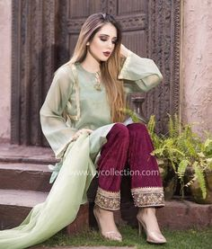 Fashion Tips Casual .Fashion Tips Casual Stylish Dress Designs, Stylish Dresses For Girls, Fashion Tips For Girls, Girl Fashion, Fashion Dresses, Men Fashion, Color Fashion, Ladies Fashion, Hijab Fashion