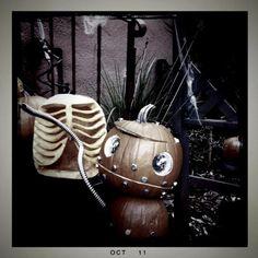 Robot Boy Pumpkin by re-todd on deviantART