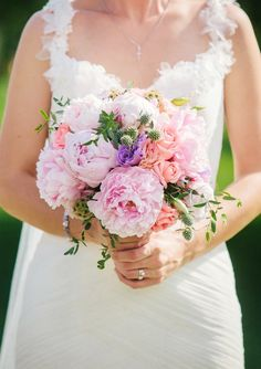 My wedding bouquet, loved it!