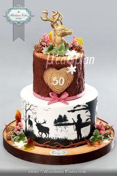 Hunting Cake by MLADMAN