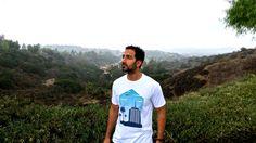 Music City T-shirt made from 100% Organic Cotton available at cagoodclothing.com  #fashion #organiccotton #organic #ecofriendly #music #ecoconscious #California