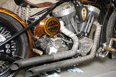 Brass Balls & an Indian Motor
