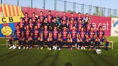 FC Barcelona's official UEFA photo.