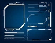 Futuristic Technology internet of things Technology World, Futuristic Technology, Futuristic Design, Technology Design, Technology Gadgets, Tech Gadgets, Vector Technology, Design Tecnológico, Game Design