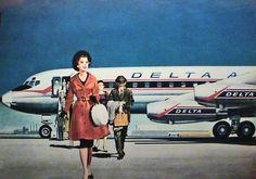 1959 Delta Poster