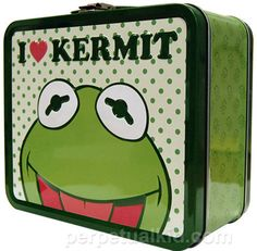 #Perpetualkid             #love                     #LOVE #KERMIT #LUNCH      I LOVE KERMIT LUNCH BOX                             http://www.seapai.com/product.aspx?PID=1156870