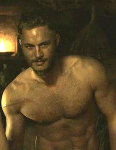 Travis Fimmel as Ragnar Lothbrok - vikings-tv-series Photo