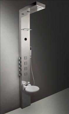 Coluna de Banho Chroma - Colunas de Banho - Unique SPA - Cabine de Banho, Coluna de Banho