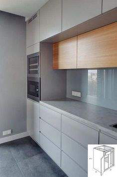 Kitchen cabinet design ideas can extend therefore only to how your house is laid out and what color your house design theme takes on. You can also have the best kitchen cabinet design ideas moreover only while you are designing your kitchen. Design Your Kitchen, Kitchen Cabinet Design, Interior Design Kitchen, Kitchen Designs, Diy Interior, Modern Interior, Home Decor Kitchen, Kitchen Furniture, New Kitchen
