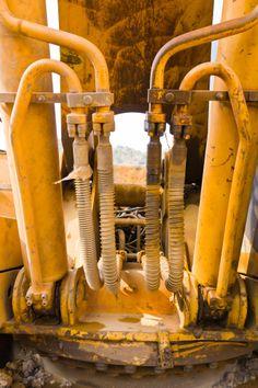 Maquina para Venta.  Tractores sobre Ruedas - Bulldozer sobre ruedas CATERPILLAR - 215B LC BUGA VALLE COLOMBIA  Para mas detalles visitar el link: http://m4maquinas.com/maquina/detalle/27