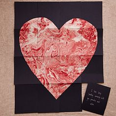 Homemade Valentines: Puzzle Heart | Let them count the ways | AllYou.com