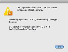 How to recover a corrupted Illustrator file