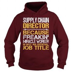 Awesome Tee For Supply Chain Director T Shirts, Hoodie