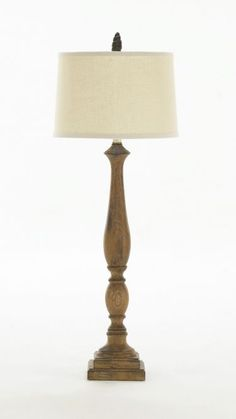 Wooden Buffet Lamps   Google Search