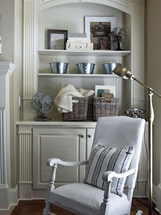 Cottage Living Rooms from Anisa Darnell : Designers' Portfolio 5845 : Home & Garden Television