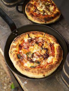 Deep-pan pizza | Jamie Oliver | Food | Jamie Oliver (UK)