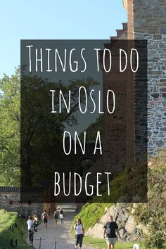 Oslo can be mind-numbingly expensive, as is the case with most Scandinavian cities, so here is a list of things to do in Oslo that won't break the budget.