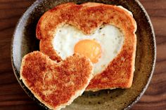 Valentine's Eggs in the Basket (from petite kitchenesse)