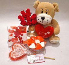 Regalo original San Valentín: corazones