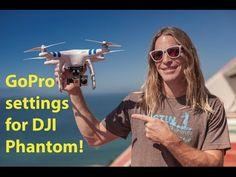 A Thorough Video Guide to Using a GoPro with a Quadcopter | #Photography #GoPro #Quadcopter  Via http://petapixel.com/2014/03/13/thorough-video-guide-using-gopro-attached-quadcopter/