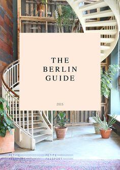 THE BERLIN GUIDE (PRINTED)
