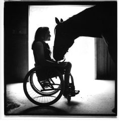 Kayla: Rebel, the best horse in the world! I love you, and im glad your young.>>> See it. Believe it. Do it. Watch thousands of spinal cord injury videos at SPINALpedia.com