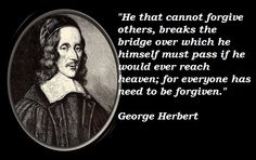 Today the Church celebrates the life of poet, priest, and writer George Herbert. While at Huron University College in the mid nineties, I read the Country Parson for the first time. Itwas a forma…