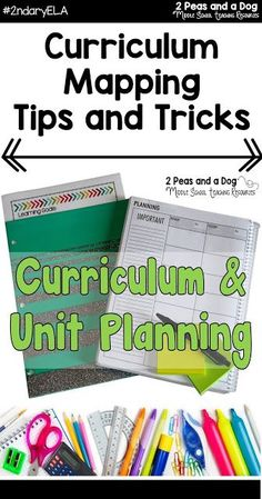 Curriculum mapping a