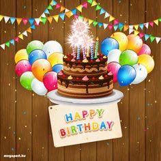 Happy 21st Birthday Wishes, Happy Birthday Celebration, Happy Birthday Balloons, Birthday Cake Gif, Happy Birthday Wishes Images, Birthday Animated Gif, Happy Bird Day, Share Pictures, Watch