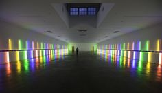 The Menil Collection's Dan Flavin Exhibit Houston | 365 Things to Do in Houston