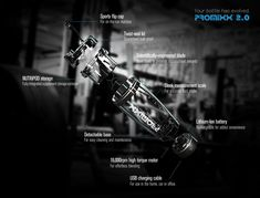 PROMiXX – The World's Best Vortex Mixer / Blender / Shaker Bottle with X-blade Technology and Integrated Protein Storage Container.