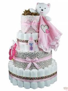 If anyone wants to buy me a diaper cake.... please don't! They're sooo tacky!