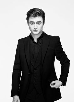 Daniel Radcliffe for Time Out, 2013