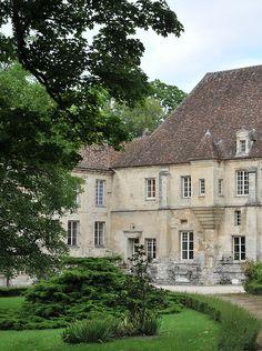 Abbaye royale du Moncel, Oise, Picardie