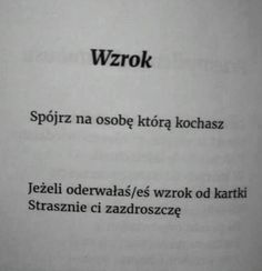 Heh, a najgorzej, że pewnie połowa ludzi spojrzała na postać fikcyjną.... Love Breakup, Life Thoughts, Visual Statements, Pretty Words, Poetry Quotes, Love Life, True Stories, Quotations, Texts