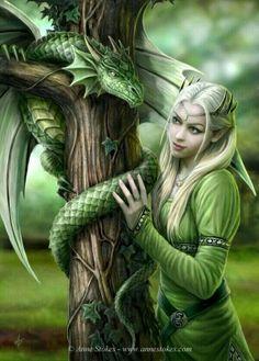 Fantasy. ▄ http://www.pinterest.com/eladliam/mythology/  MYTHOLOGIE !!!