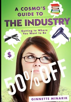 Perfect gift for a Cosmetology Student!!   Black Friday and Small Business Saturday DEAL!! 50% OFF A Como's Guide To The Industry!  Visit the Square Market to Purchase!  https://squareup.com/market/hair-by-ginnette/a-como-s-guide-to-the-industry-black-friday