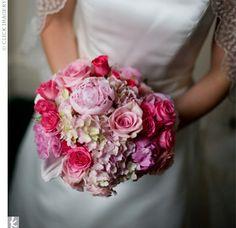 1- Bridal Bouquet