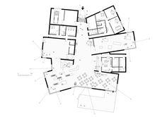 Great Fen Visitor Centre - Shiro studio / Andrea morgante #ruimteschakeling #volumeschakeling