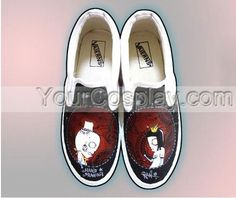 Custom Stylish Hand Print Universal Canvas Shoes New Arrival Hand Drawing Shoes, Cosplay Hand Drawing Shoes Painted Canvas Shoes, Hand Painted Shoes, Boat Shoes, Harley Davidson, How To Draw Hands, Loafers, Cosplay, Drawing, Airbrush