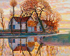 Let Me Be Your Super Camera Reflection by Thomas Hawk, via Flickr  Piet Mondrian