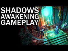15 Minutes Of Shadows: Awakening Gameplay