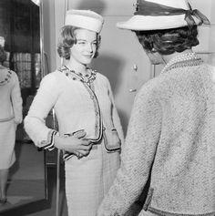 Romy Schneider e Coco Chanel